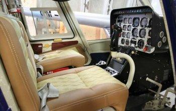 Vyhlídkový let vrtulníkem Bell 206