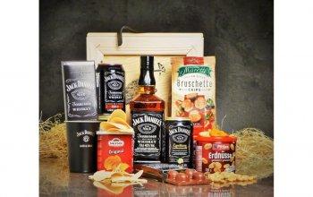 Dárková bedna s páčidlem pro muže Jack Daniel's…