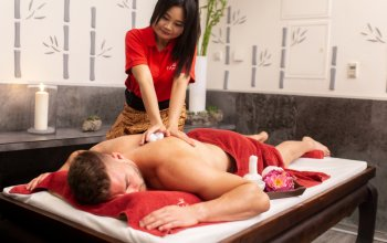 Golfová masáž