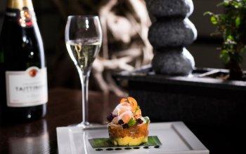 Exkluzivní šestichodová degustace sushi