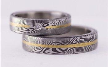 KREDUM® Hynek Kalista Dámský kovaný prsten…