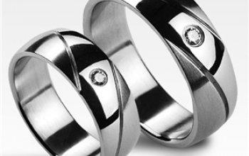 OPR1416 Dámský snubní prsten - velikost 60 -…