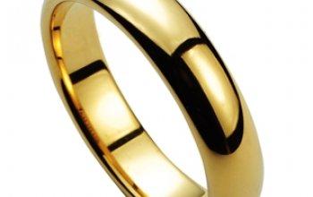 NUBIS® NWF1051 Pánský snubní prsten - velikost 64…