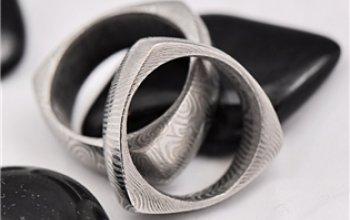 KREDUM® Hynek Kalista Pánský kovaný prsten…