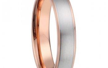 7AE AN1018 Pánský snubní prsten - velikost 60 -…