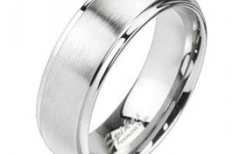 OPR1454 Pánský snubní prsten šíře 8 mm - velikost…
