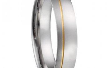 7AE AN1019 Pánský snubní prsten - velikost 63 -…