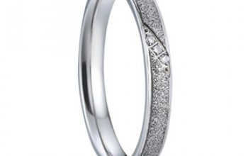 7AE AN1007 Dámský snubní prsten se zirkony -…