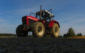 Traktoristou na zkoušku