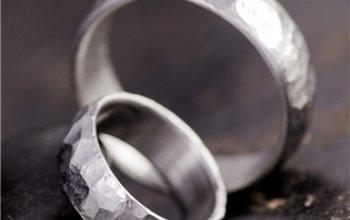 KREDUM® Hynek Kalista Pánský kovaný prsten Klasik…