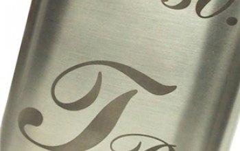 Ocelové pohárky kalíšky 30 ml - panáky 4 ks -…